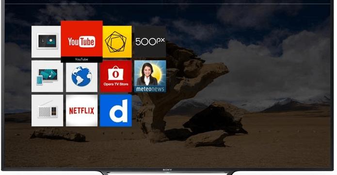 Best Sony Smart TV Apps List 2018