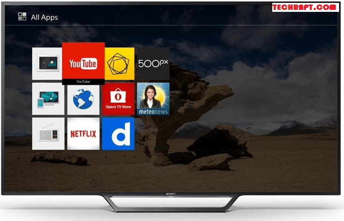 List of 9 Best Sony Smart TV Apps 2019 - Netflix, Youtube