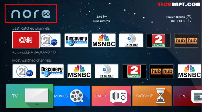 How to Install Simply TV IPTV on Firestick / Android APK 2019 (Nora Go)