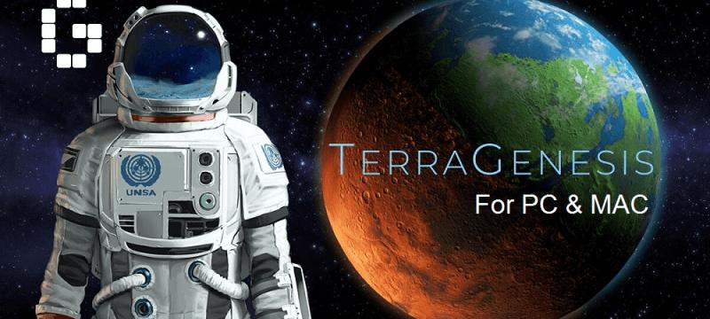 TerraGenesis For PC Windows & Mac Download