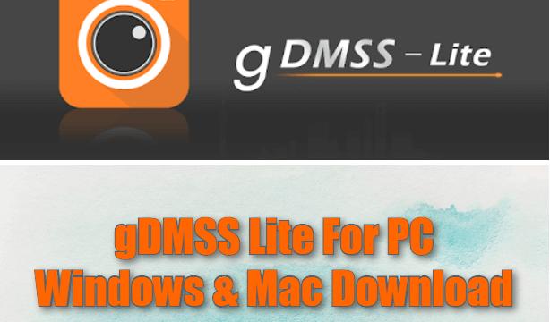 gDMSS Lite For PC Windows & Mac Download
