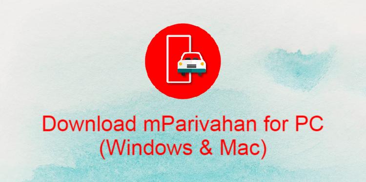 mParivahan for PC
