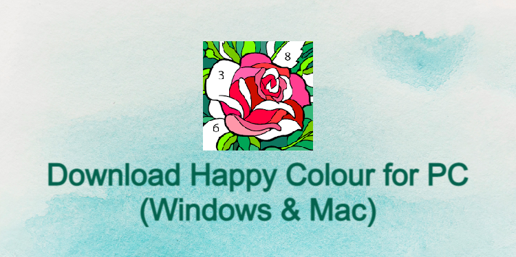 Happy Colour for PC