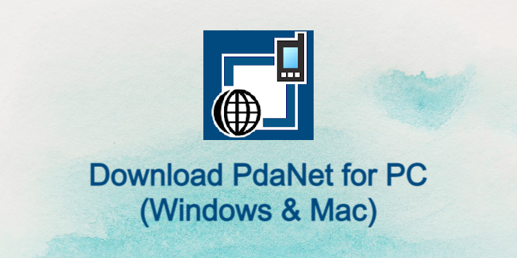 PdaNet for PC